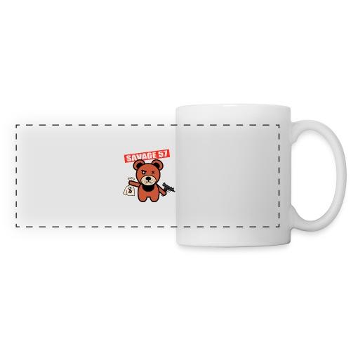 Savage 57 - Mug panoramique contrasté et blanc