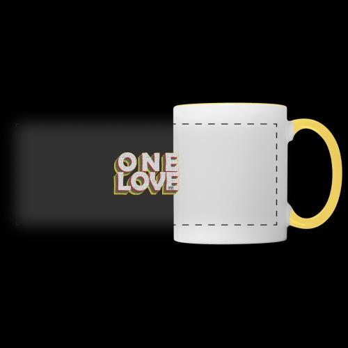 ONE LOVE - Panoramatasse