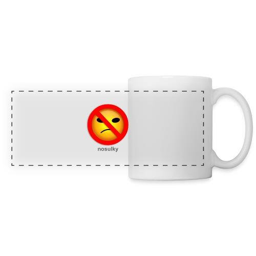 nosulky - Mug panoramique contrasté et blanc