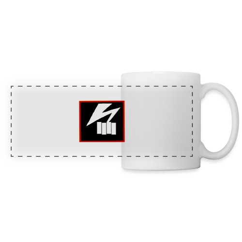 bad flag bad brains - Panoramic Mug