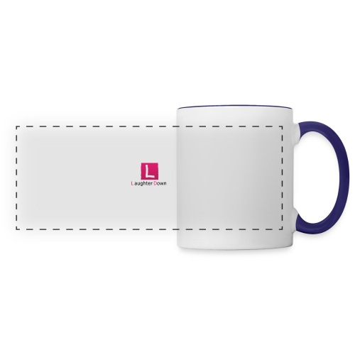 laughterdown official - Panoramic Mug
