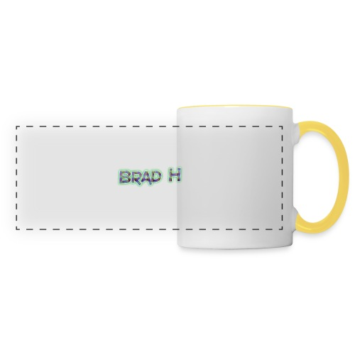 Official Brad H Logo - Panoramic Mug