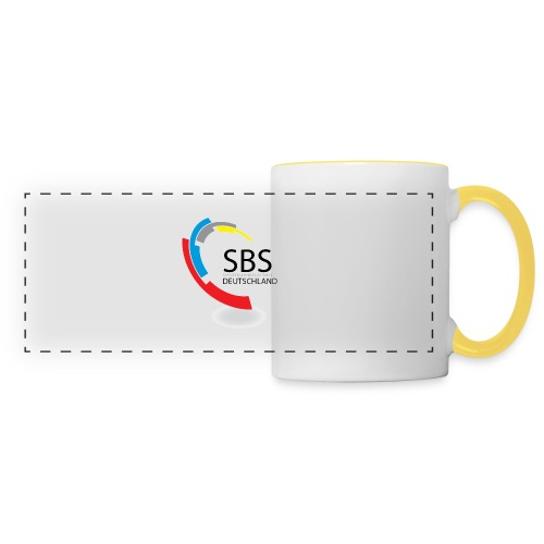 SBSDeutschland Logo - Panoramatasse