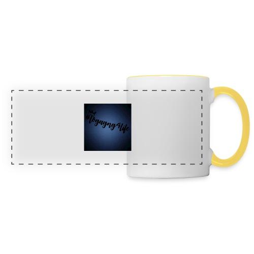 #logagng4life - Panoramic Mug