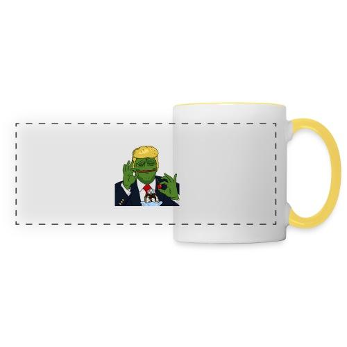 Two Scoops Trump - Panoramic Mug