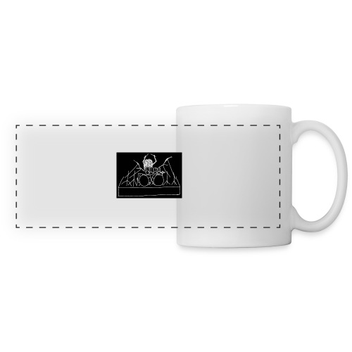 Drummer - Panoramic Mug