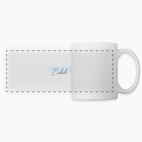 Inhale Exhale - Panoramic Mug