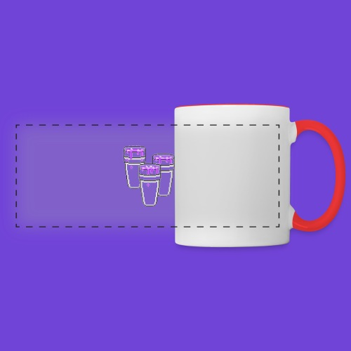 Purple - Tazza panoramica