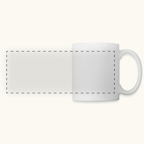 Handarbeiten lustiges Hobby Werkzeuge Geschenk - Mug panoramique contrasté et blanc