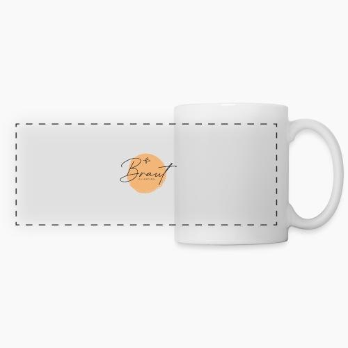 Braut - glücklich & schön - Panoramic Mug