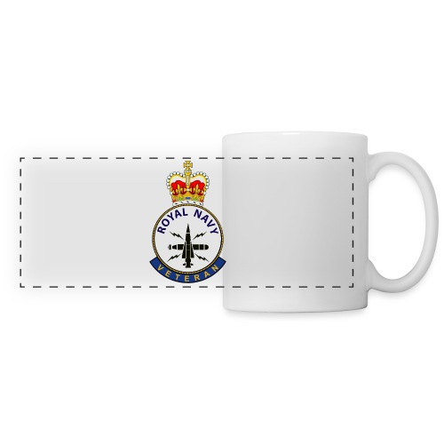 RN Vet OM - Panoramic Mug