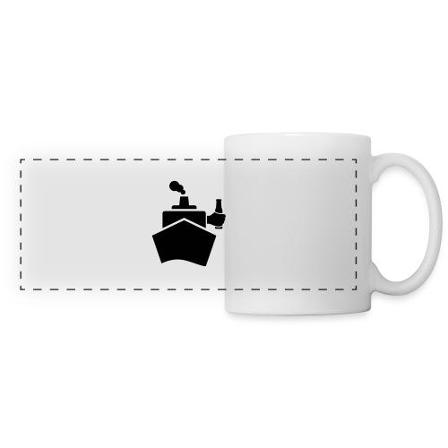 King of the boat - Panoramatasse