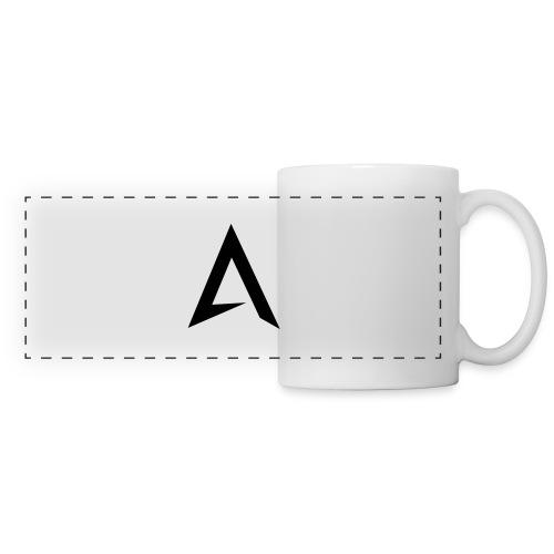 alpharock A logo - Panoramic Mug