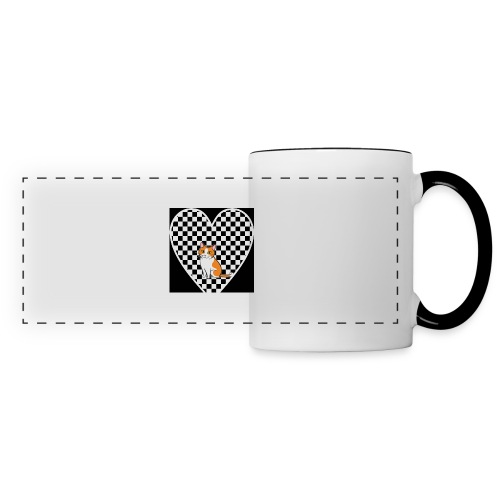 Charlie the Chess Cat - Panoramic Mug