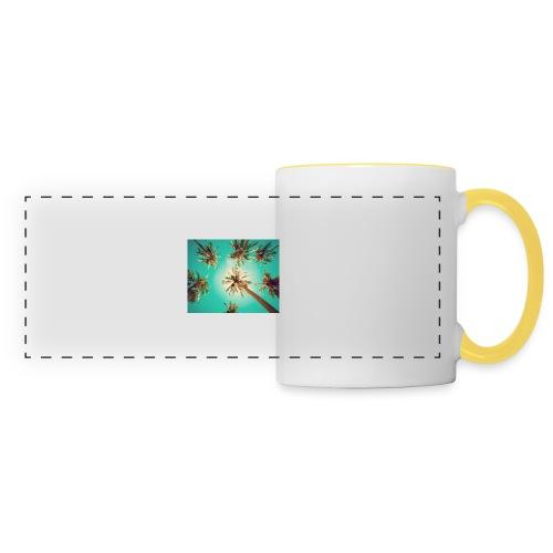 palm pinterest jpg - Panoramic Mug