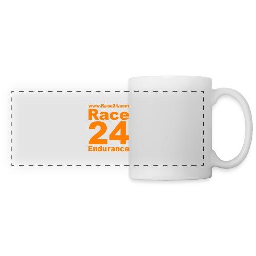 Race24 Logo in Orange - Panoramic Mug