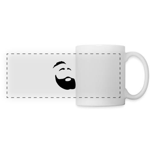 Il Barba, the Beard black - Tazza panoramica