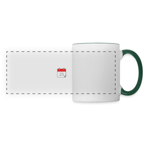 count down - Panoramic Mug