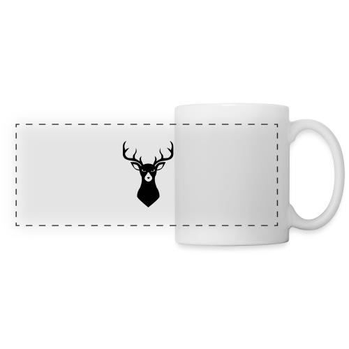 Caribou 9 - Mug panoramique contrasté et blanc