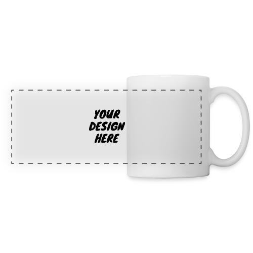 print file front 9 - Panoramic Mug