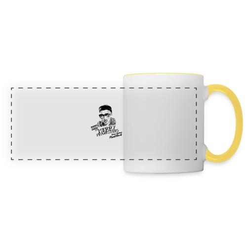 The Merry Pranksters Standard - Black T-Shirt - Panoramic Mug