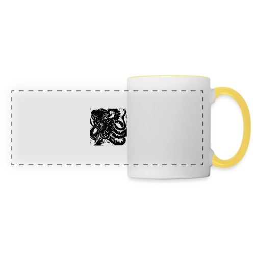 Museum Collection Octopus - Panoramic Mug