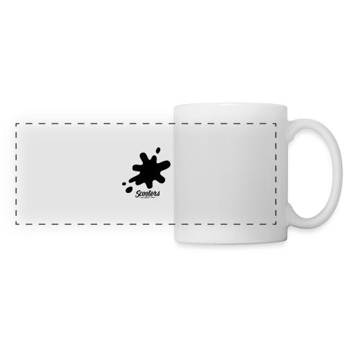 DL oil - Mug panoramique contrasté et blanc