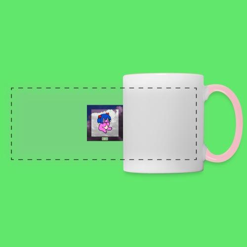 le nice girl - Panoramic Mug