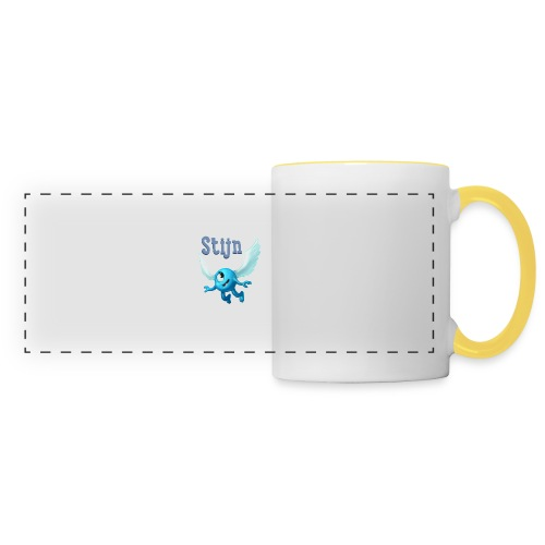 stijn png - Panoramic Mug