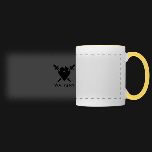 Walkeny Schwert Logo! - Panoramatasse