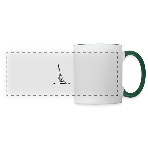 Segelboot - Panoramatasse