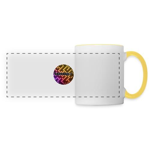Darragh J logo - Panoramic Mug