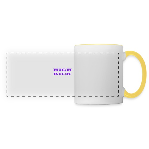 HIGH KICK HOODIE [LIMITED EDITION] - Panoramic Mug