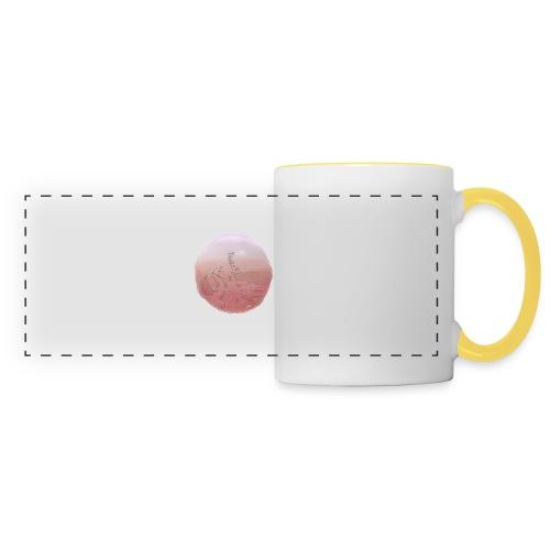 Kill The Dragon - Mug panoramique contrasté et blanc