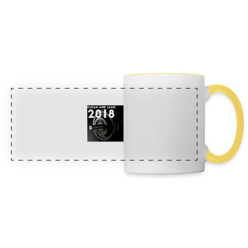 Clean and Lean 2018 - Panoramic Mug