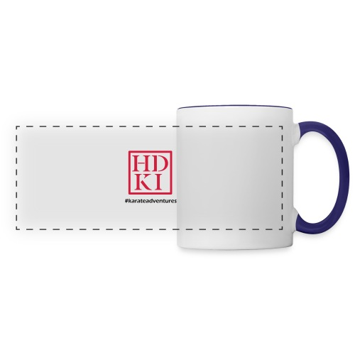 HDKI karateadventures - Panoramic Mug