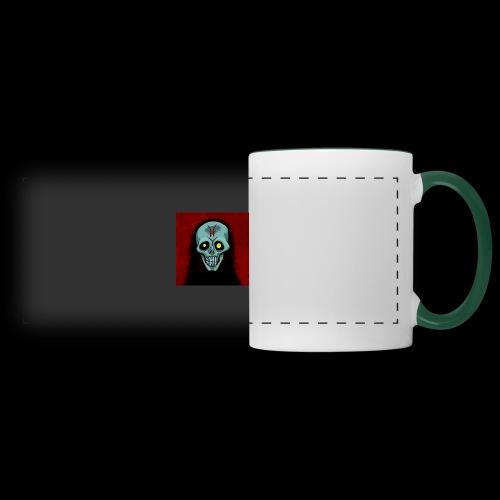 Ghost skull - Panoramic Mug