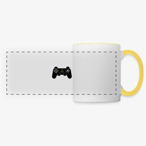 101%GAMING - Mug panoramique contrasté et blanc