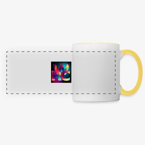 WeaRCore - Mug panoramique contrasté et blanc