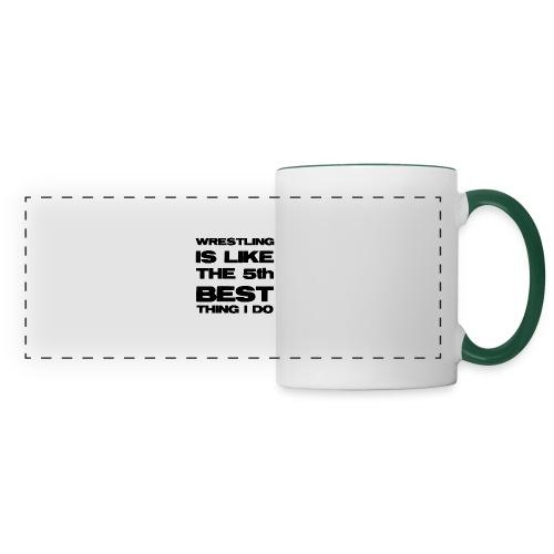 5thbest1 - Panoramic Mug
