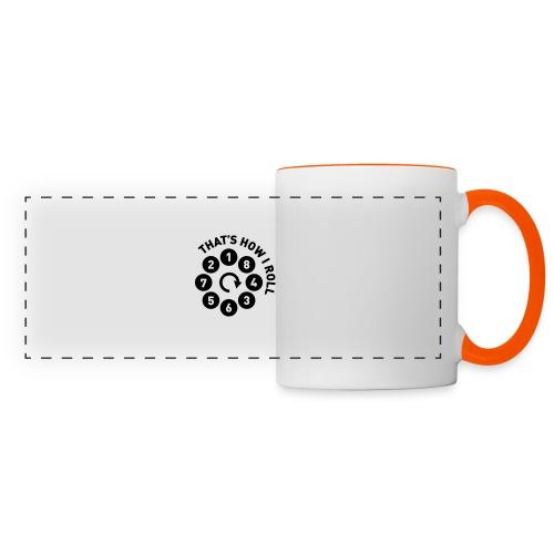 Rolling the V8 way - Autonaut.com - Panoramic Mug