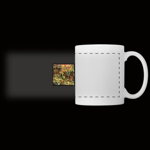 String Up My Sound Artwork - Panoramic Mug