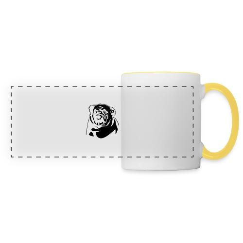 English Bulldog - negative - Panoraamamuki