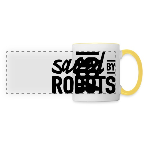 1984 / Saved By Robots Premium Tote Bag - Panoramic Mug