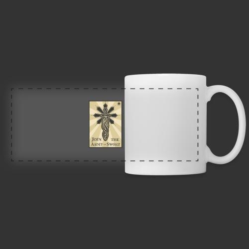 Join the army jpg - Panoramic Mug