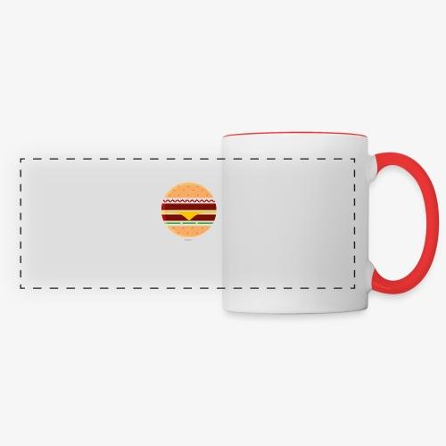 Circle Burger - Tazza panoramica