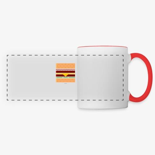 Square Burger - Tazza panoramica