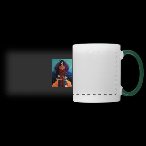 los fieles difuntos - Panoramic Mug