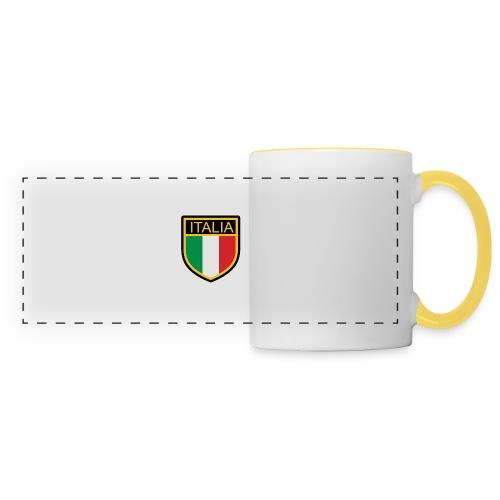 SCUDETTO ITALIA CALCIO - Tazza con vista
