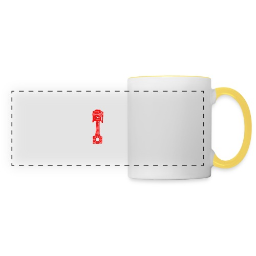 Piston - Panoramic Mug